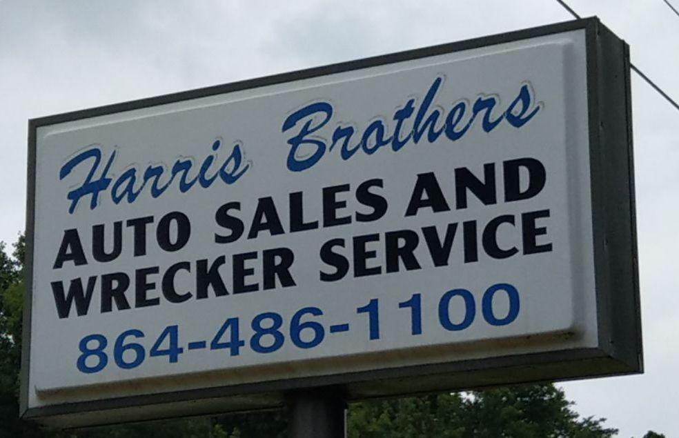 Harris Brothers Used Car Sales